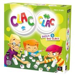 CLAC CLAC - Jeu magnétique...