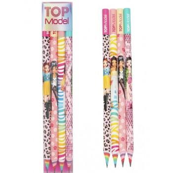 Top model crayons à papier