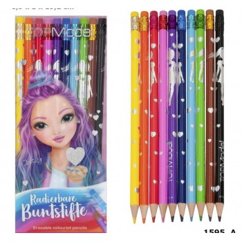 Top model crayons de...