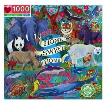 Puzzle 1000 pièces - Planet...