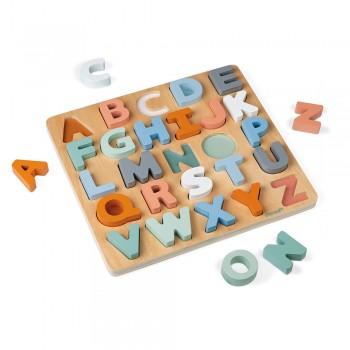 Puzzle alphabet - Sweet cocoon