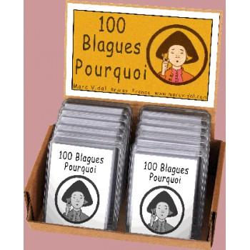 100 Blagues Pourquoi - Marc...