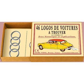 46 Logos de voitures à...