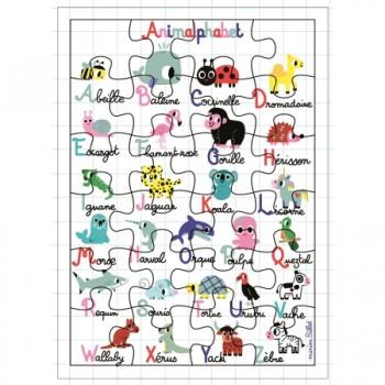 Carte Puzzle XL...
