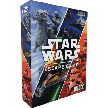 Unlock Star Wars escape...