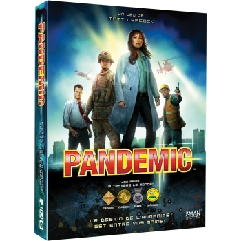 Pandemic - Asmodée
