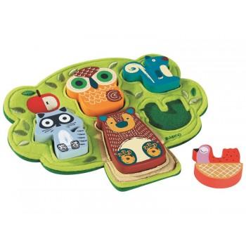 Puzzle Oski -Djeco