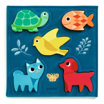 Puzzle Gataki - Djeco
