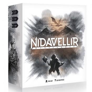 Nidavellir - Black rock