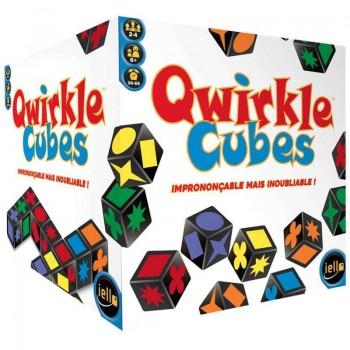 Qwirkle cubes - Iello