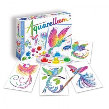 Aquarellum Junior Oiseaux...