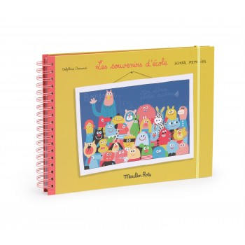 Album souvenirs d'école Les...