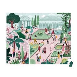Puzzle jardin botanique 200...