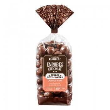 Perles Pétillantes Chocolat...