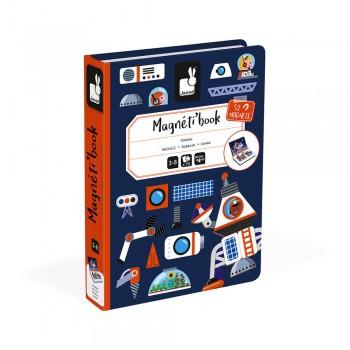 Magnéti'book cosmos - Janod