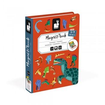 Magnéti'book dinosaures -...