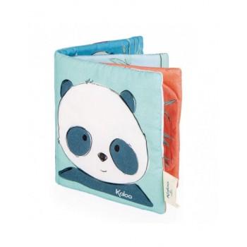 Livre d'éveil panda WWF -...