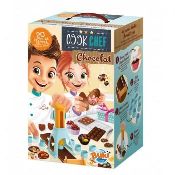 Cook chef Chocolaterie - Buki