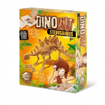 DinoKit Stegosaure - Buki