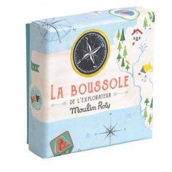 Boussole - Moulin Roty