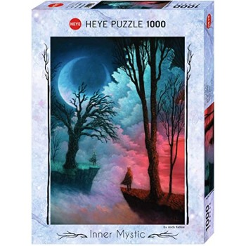 Puzzle world mystic 1000...