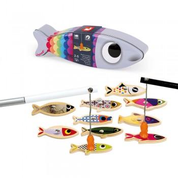 Pêche à la ligne sardine -...