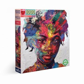 Puzzle Angela 1000p - Eeboo