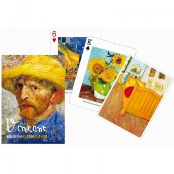 Jeux de 55 cartes Van Gogh...