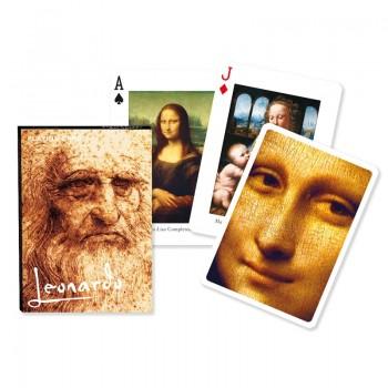 Jeux de 55 cartes Léonard...