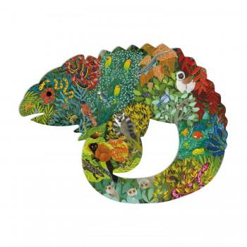 Puzzle puzz'art chameleon...