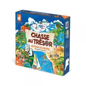 copy of Chasse au trésor...