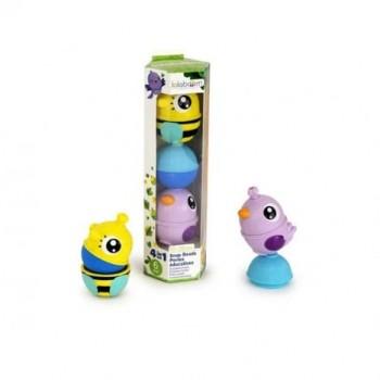 Tube violet de perles...