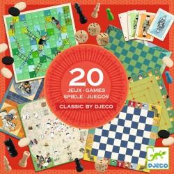 Classic box 6+ – Djeco