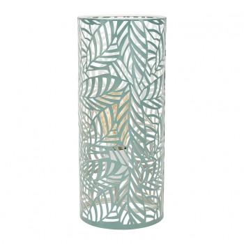 Lampe Cylindre Banae Vert -...