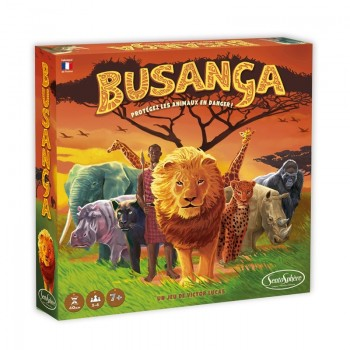 Busanga - Sentosphère