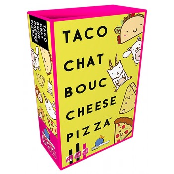 Taco Chat Bouc Cheese Pizza...