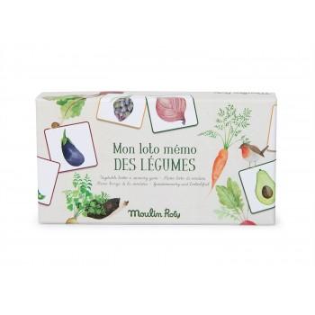 Loto /Mémo des légumes Le...
