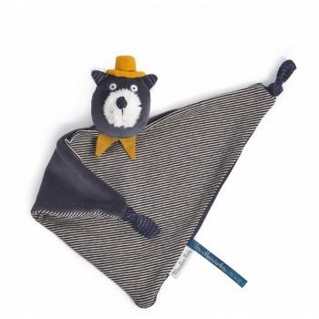 Doudou chat gris Alphonse...