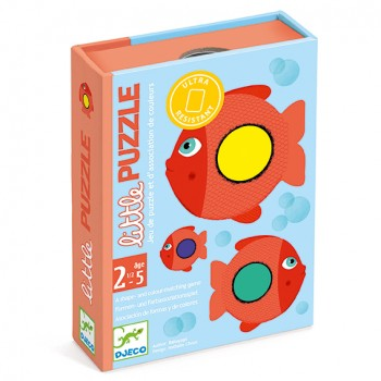 Little puzzle jeu de carte...