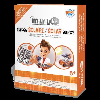 Mini lab Energie solaire -...