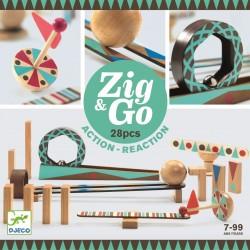 Zig &Go 5640 28 pcs – Djeco