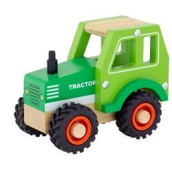 Tracteur vert – Ulysse