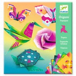 Tropiques Origami – Djeco