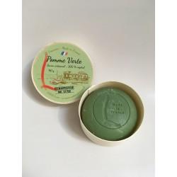 Savon artisanal Pomme Verte