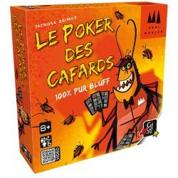 POKER DES CAFARDS - GIGAMIC