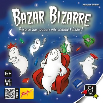 BAZAR BIZARRE – GIGAMIC