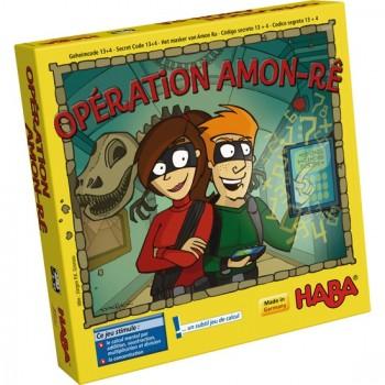 OPERATION AMON-RE – HABA