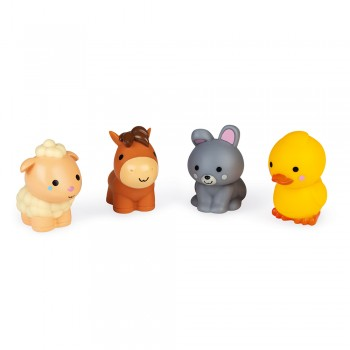 Les 4 animaux gicleurs de...